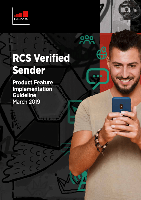 RCS Sender Verification Report 2019 image