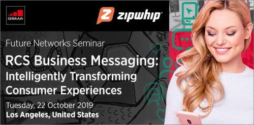 GSMA RCS Business Messaging Seminar MWC19 Los Angeles – Speakers' Presentations image