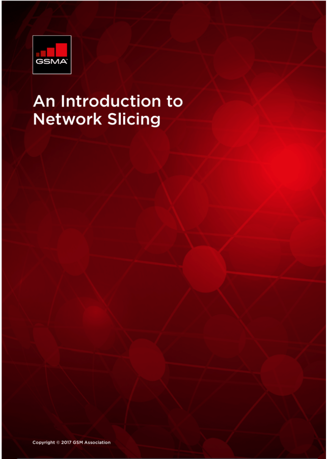An Introduction to Network Slicing image
