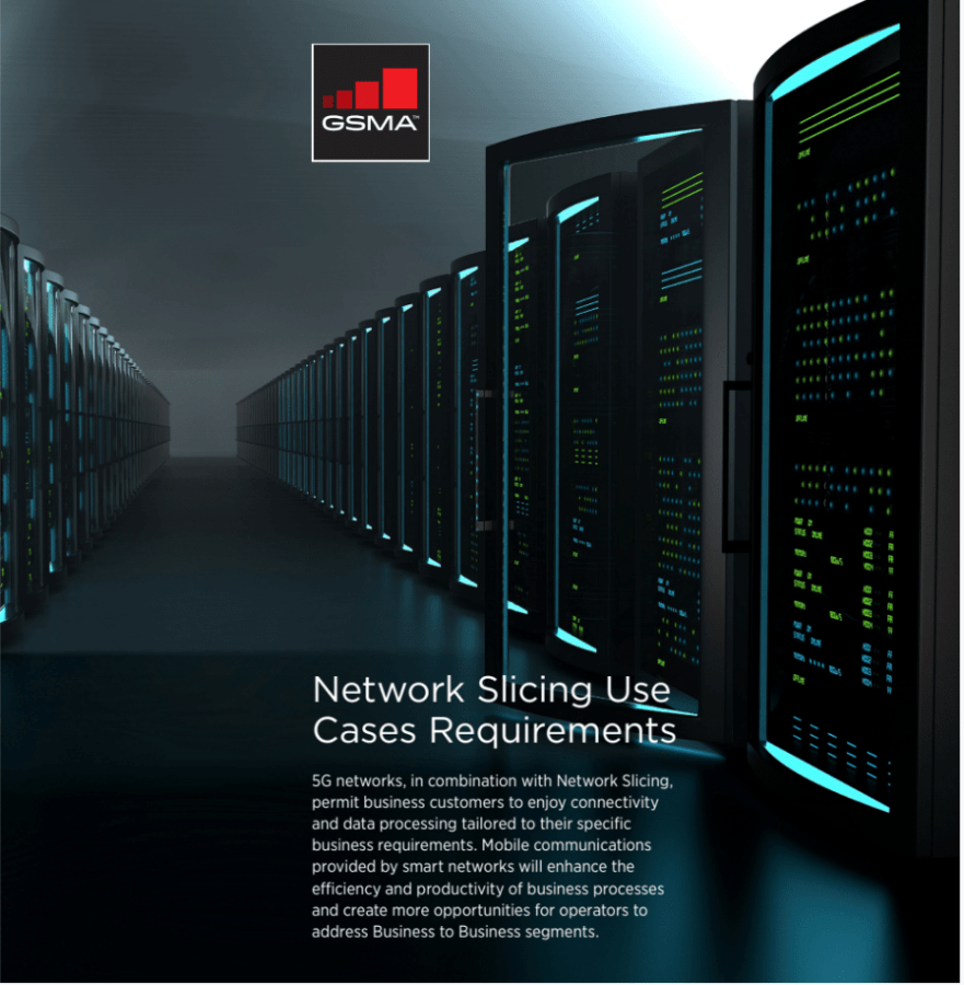 Network Slicing Use Cases Requirements image