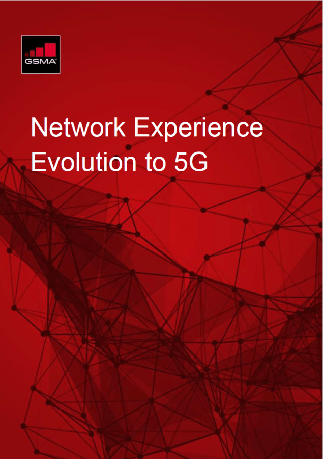 Network Experience Evolution to 5G image