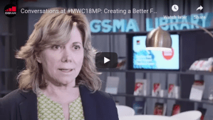 Conversations at #MWC18MP: Creating a Better Future