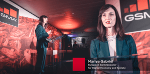 GSMA Winter Celebration: EU Commissioner Gabriel on Women in Digital