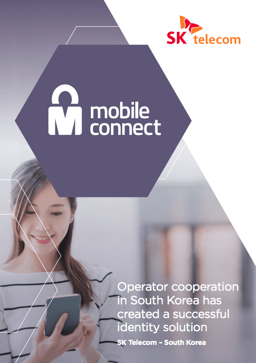 Operator cooperation in South Korea has created a successful identity solution image