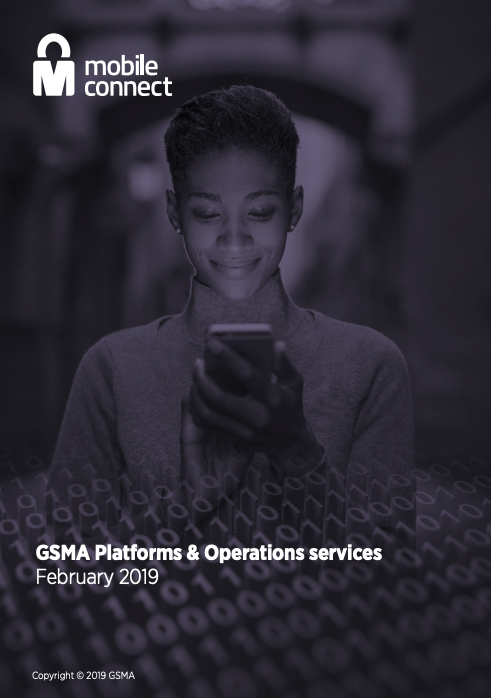 Mobile Connect Platforms & Operations services image