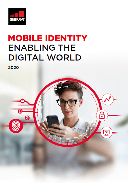 Report: Mobile Identity, Enabling The Digital World image