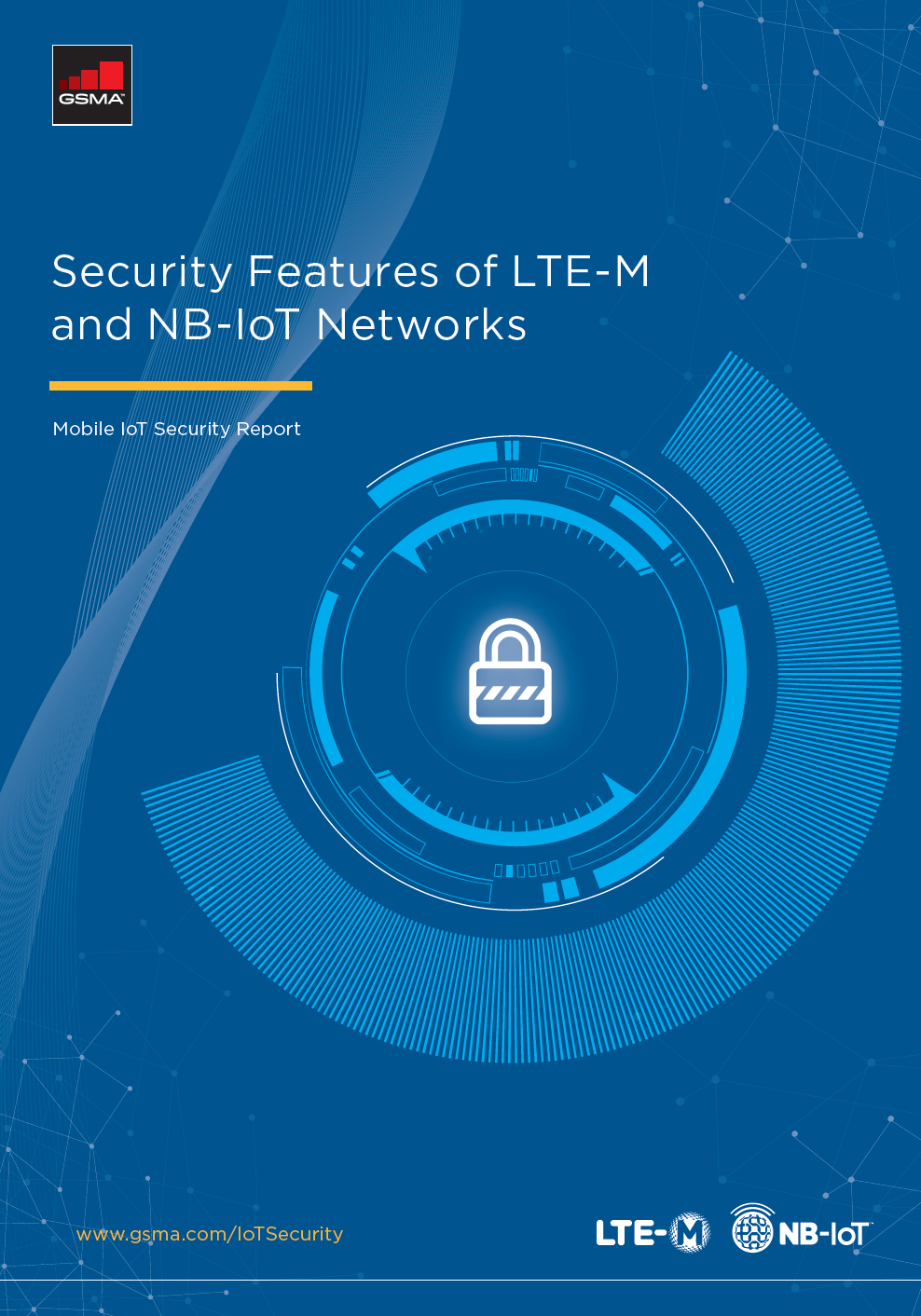Security Features of LTE-M and NB-IoT Networks