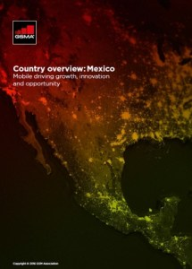 Country overview Mexico: Mobile driving growth, innovation and opportunity image