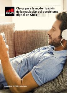 Modernização regulatória Chile image
