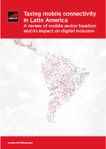 Taxing Mobile Connectivity in Latin America image