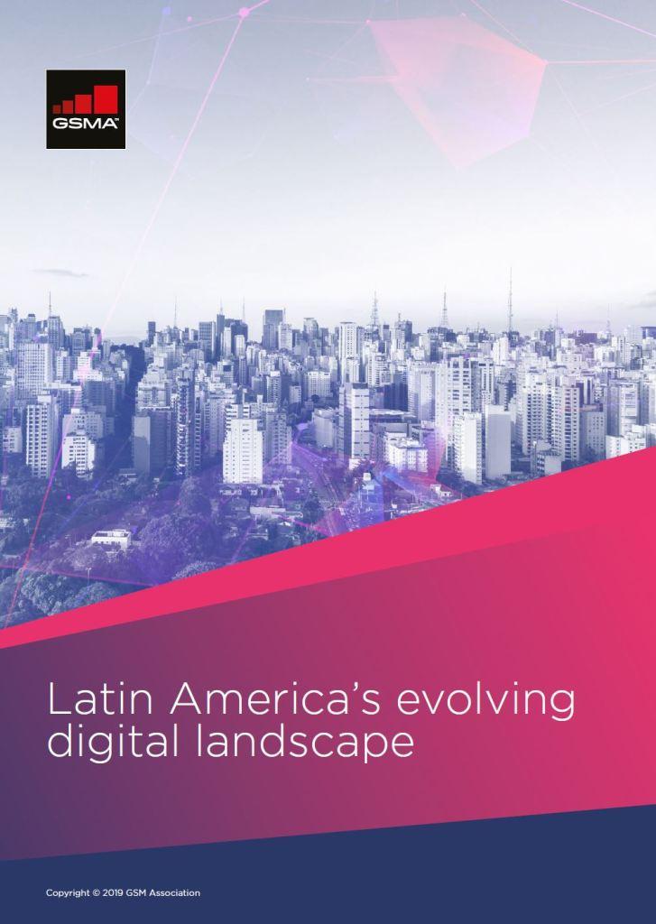 A evolução do cenário digital na América Latina image