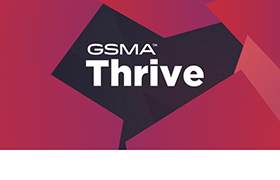 GSMA Thrive events