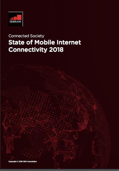 State of Mobile Internet Connectivity 2018 image