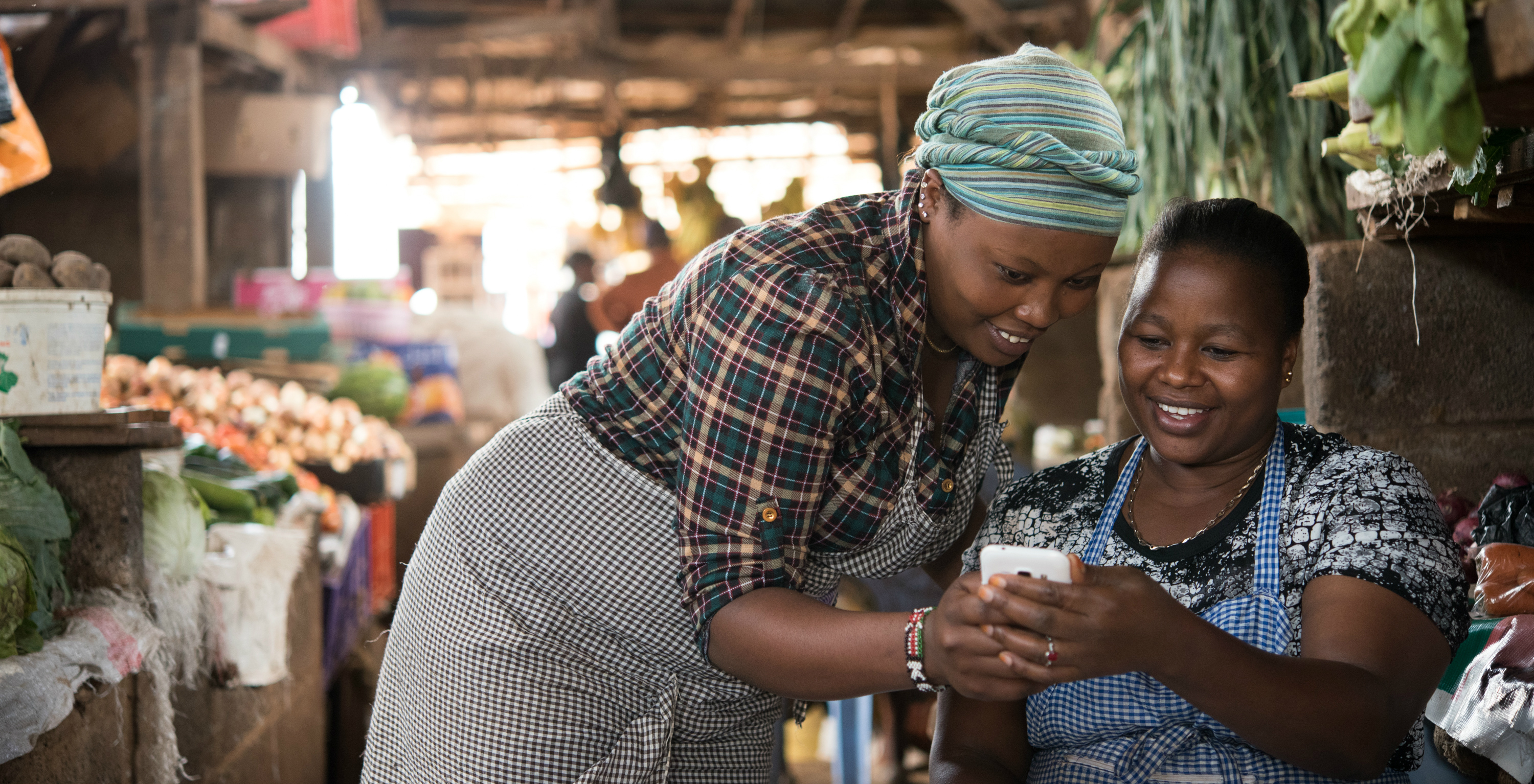 Digest: How do women use mobile money?