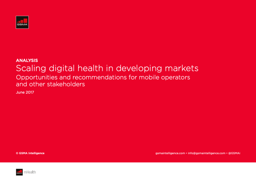 Scaling digital health in developing markets image