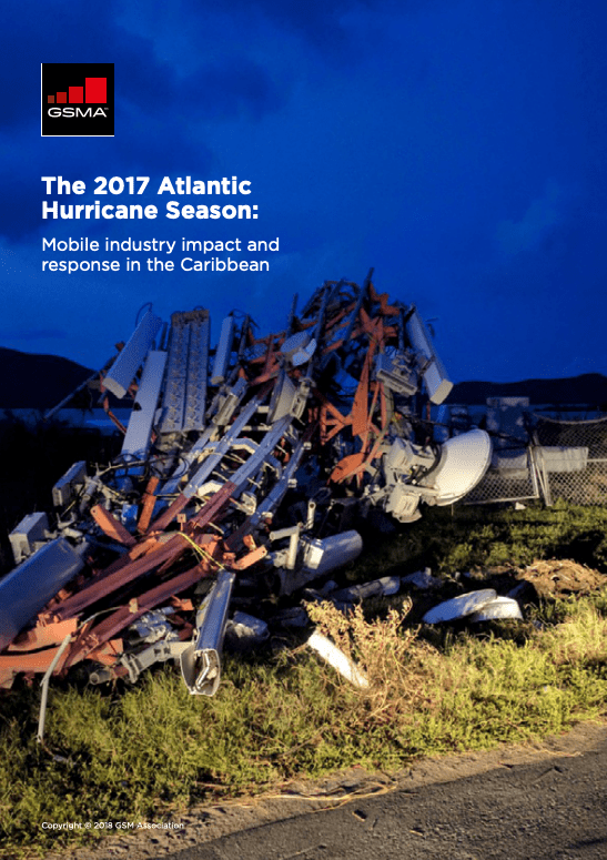The 2017 Atlantic Hurricane Season: Mobile industry impact and response in the Caribbean image