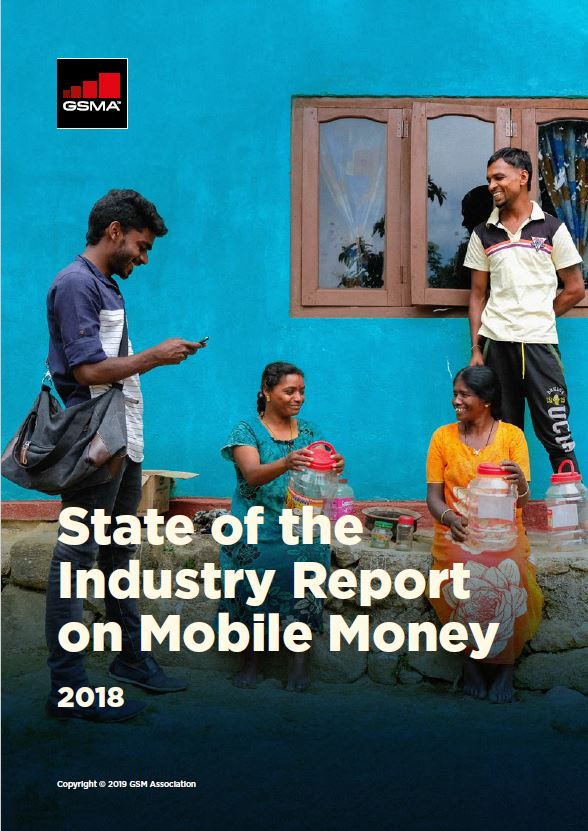 2018 State of the Industry Report on Mobile Money image