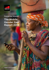 The Mobile Gender Gap Report 2019 image