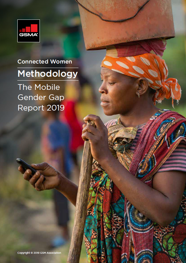 Mobile Gender Gap Report 2019 Methodology image