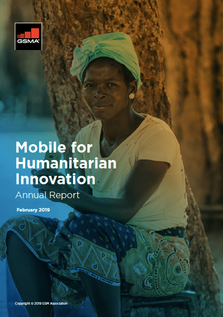 Mobile for Humanitarian Innovation 2018 Annual Report image