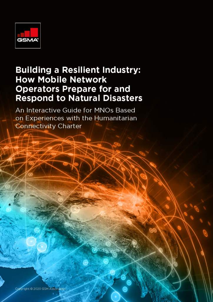 Building a Resilient Industry: How Mobile Network Operators Prepare for and Respond to Natural Disasters image