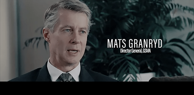 Mats Granryd on the importance of the mobile industry