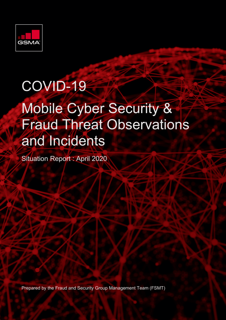 COVID-19: Mobile Cyber Security & Fraud Threat Observations and Incidents image