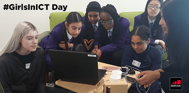 GSMA Puts Spotlight on Mobile for Girls in ICT Day