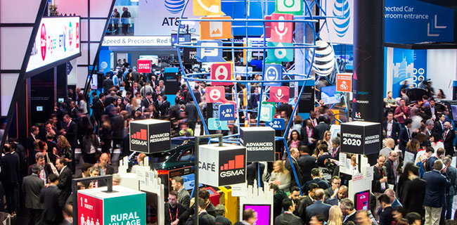 Record-Breaking Year for GSMA Mobile World Congress as 108,000 Attend Industry's Premier Event