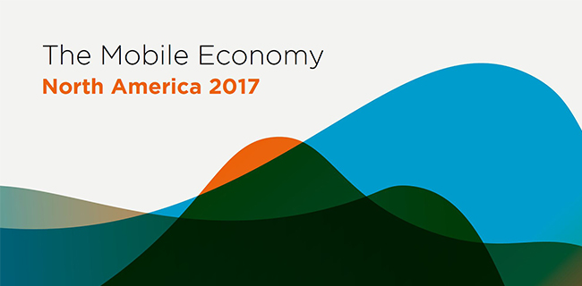 Mobile Economy North America Report 2017