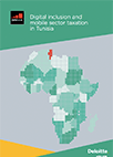 Digital inclusion and mobile sector taxation in Tunisia 2016 image