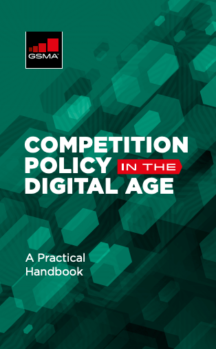 Competition Policy in the Digital Age: A practical handbook image