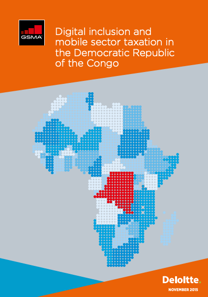Digital inclusion and mobile sector taxation in the Democratic Republic of the Congo image