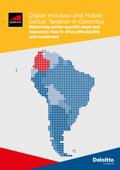 Digital Inclusion and Mobile Sector Taxation in Colombia