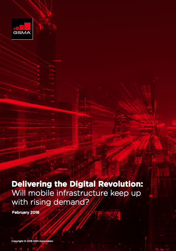 Delivering the Digital Revolution image