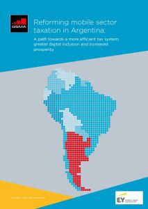 Reforming mobile sector taxation in Argentina 2017 image