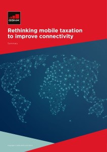Rethinking mobile taxation to improve connectivity image