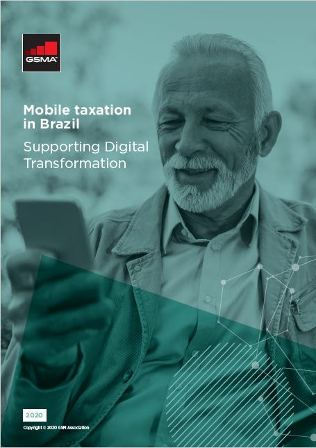 Mobile taxation in Brazil: Supporting digital transformation 2020 image