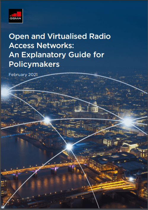 Open and Virtualised Radio Access Networks: An Explanatory Guide for Policymakers image