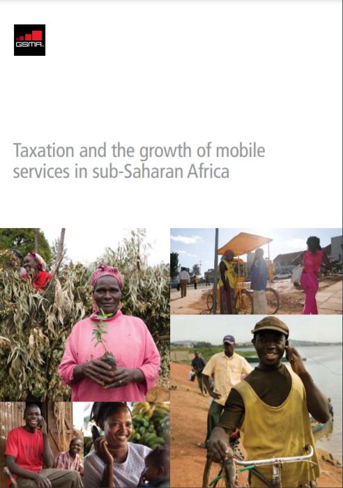 Taxation and the growth of mobile services in sub-Saharan Africa 2008 image