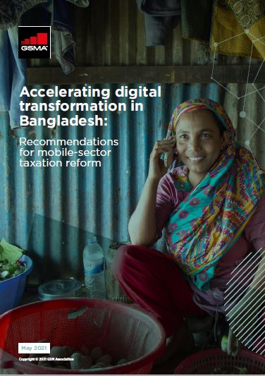 Accelerating digital transformation in Bangladesh 2021 image