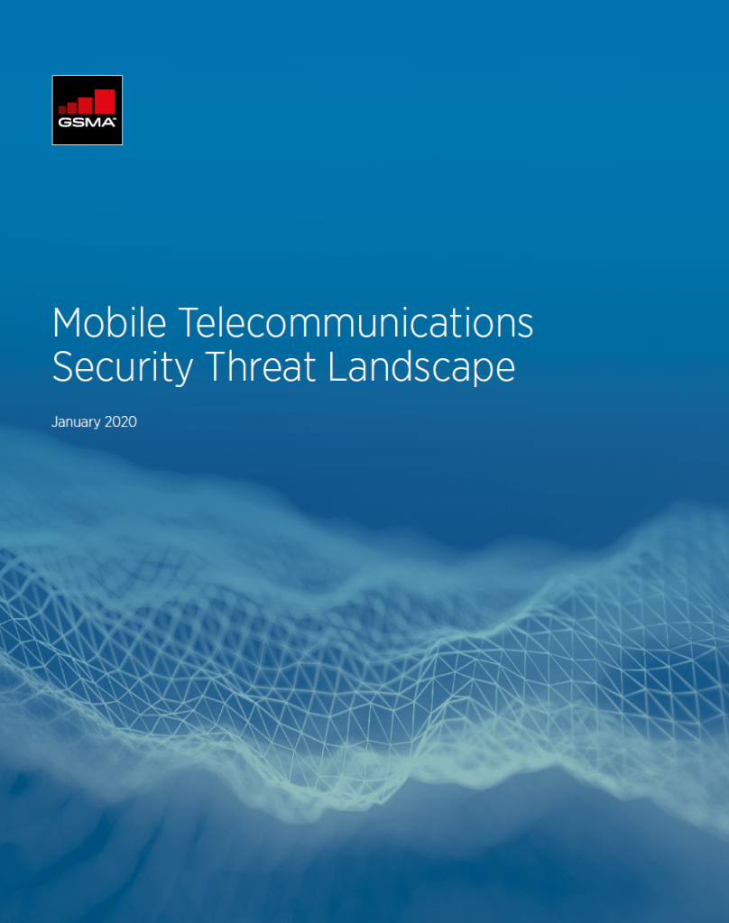 Mobile Telecommunications Security Threat Landscape report 2020 image