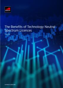 Effective spectrum management needs technology neutral licences image
