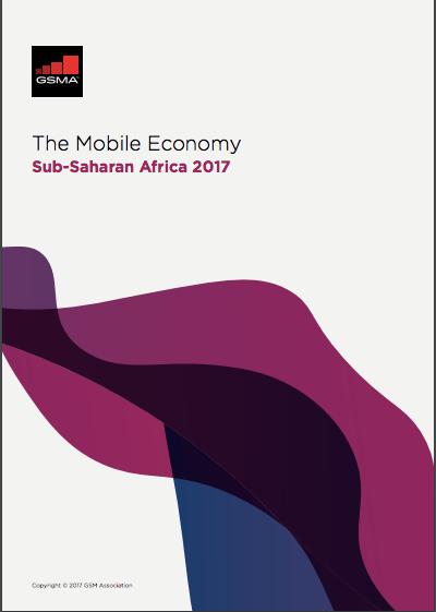 The Mobile Economy – Sub-Saharan Africa 2017 image
