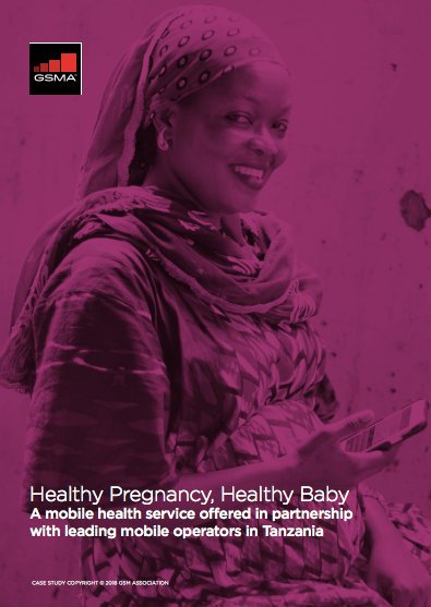 Healthy Pregnancy, Healthy Baby – A mobile health service offered in partnership with leading mobile operators in Tanzania image
