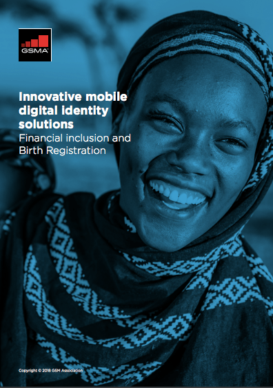 Innovative mobile digital identity solutions: Financial inclusion and Birth Registration image
