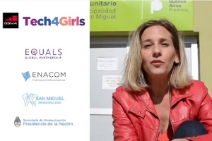 Tech4Girls & ICT Day – Building LinkedIn Profiles