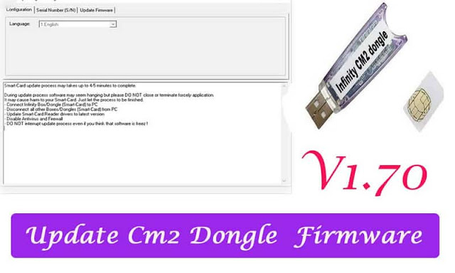 CM2 Dongle Manager 2021 Download