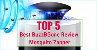 Best BuzzBGone Review Mosquito Zapper