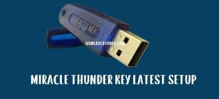 Miracle Box Latest Setup v3.02 - Miracle Thunder Update Download